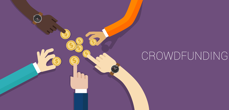 O que significa crowdfunding?